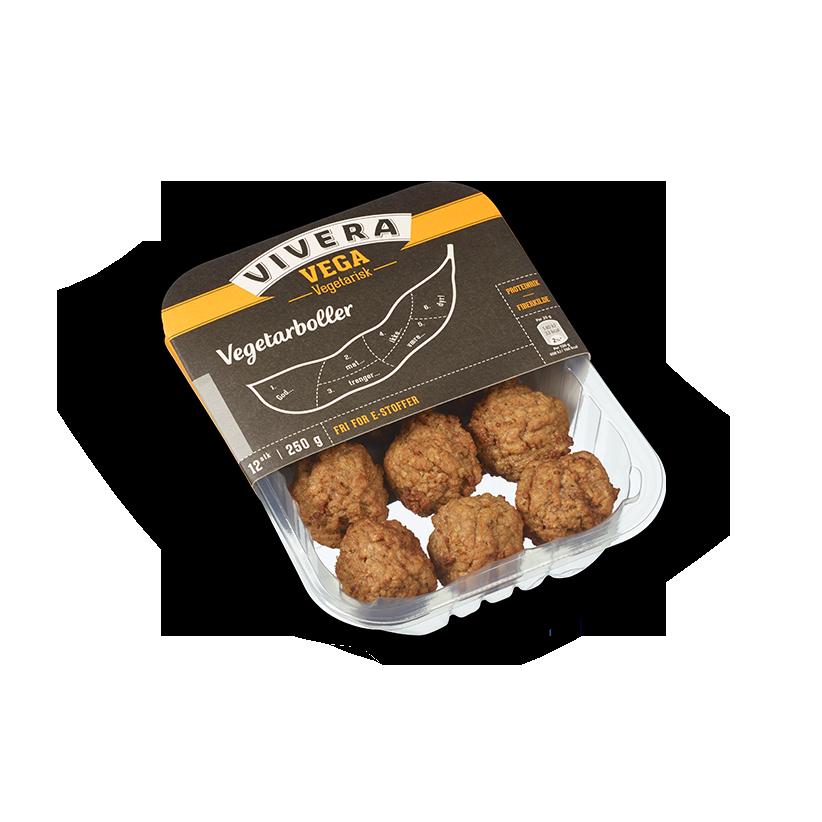 vegetar kjøttboller